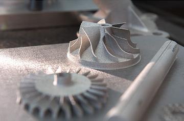 3d printing for titanium powder